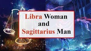 Libra woman and sagittarius man love compatibility