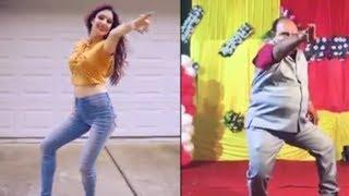 Viral dancer goes global as New York girl imitates his dance steps
