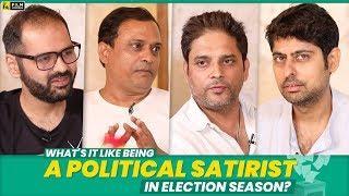 What's It Like Being A Political Satirist In Election Season | Anupama Chopra | Film Companion