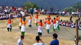 Govt hir sec school bhalra..!!! 15th august !! Girls dance