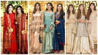 100 New Wedding Walima Fancy Designer Designs Girls Women 2019 Video