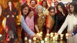 Aishwarya Rai Bachchan Roots For Women Empowerment At 31st Women Entrepreneur's Exhibition