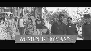 WOMEN IS HUMAN || TELUGU  NEW SHORT FILM 2018(TEASER) || FILM BY MANGARAJU  SRIKANTA ||