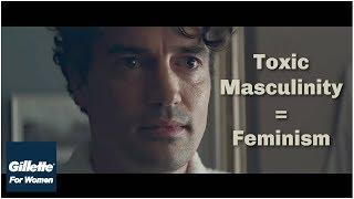 "Why Women's Shaving Company, Gillette, Failed To Make Men ""Better"" With New Short Film on Feminism"