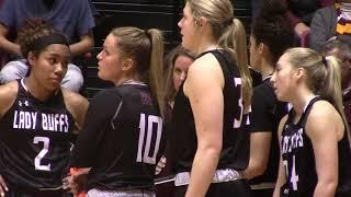 WT Women's Basketball vs MSU-Texas Highlights (1-31-19)