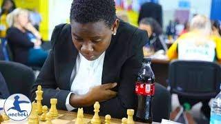A Ugandan Teenage Girl has Won the Women's World Chess Title