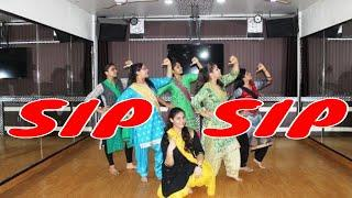 Sip Sip | Jasmine Sandlas | Easy Bhangra Steps For Girls | Choreography By Step2Step Dance Studio