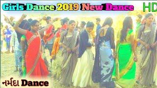 Arjun R Meda New Timli Dance / Girls Dance / Aadivasi Dance / Dahod Gujarat / 2019