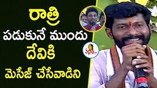 Director Buchi Babu Heart Touching Speech At Vaishnav Tej Debut Film Launching | Sukumar, Allu Arjun