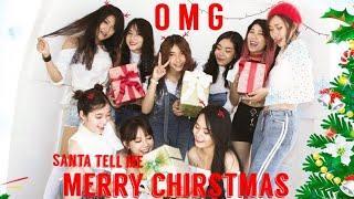 Merry Christmas 2018 By OMG Girls Dance Crew ( Cambodia )