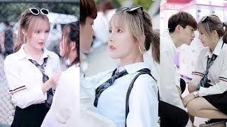Gangster Girls In High School | Cute Love Story Short Film (Part.01)