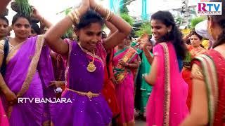 Mangli song || Banjara Girls Dance 2018 || Yakub Naik  || RTV BANJARA ||