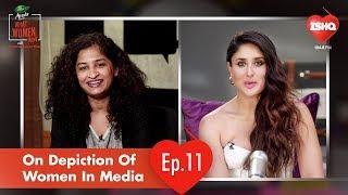 Gauri Shinde & Kareena Kapoor Khan on Women In Media | Dabur Amla What Women Want | 104.8 Ishq