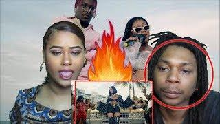 CITY GIRL ACT UP OFFICIAL VIDEO REACTION!