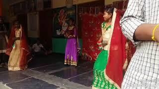6th Class Girls Dance performance 2k18