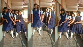 School girls dance  | Tamil dubsmash | comedy dubsmash - Gee Boom Baa