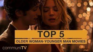 TOP 5: Older Woman-Younger Man Romance Movies