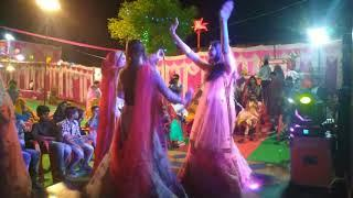 Meena girls dance in wedding party new latest 2019 / Meena girl dance video new 2019