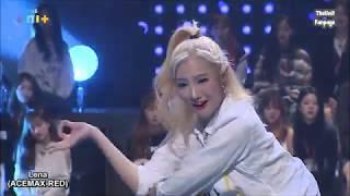 [FULL] The Unit Girls: DANCE Position Battle (unaired)