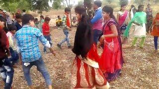 Best Girls Adivasi Timli Dance Video  ! Nice Step Adivasi Dance ! Adivasi Dance Video Gujrati