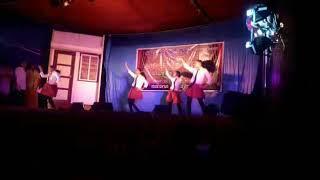 Mattu college girls dance