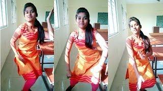காலேஜ் படிக்கிற பொண்ணு குத்துர குத்தா இது | செம்ம குத்து |tamil girls kuththu dance |relax time