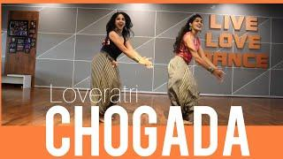 CHOGADA TARA/ LOVERATRI/ GARBA STYLE BOLLYWOOD CHOREO/ GIRLS STEPS/ RITU'S DANCE STUDIO