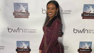 Black Women Film Network Holiday Party 2018| RHAVYNN DRUMMER| MIKE BLESS| BRAD JAMES