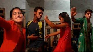 New Rukmi voice ke sath bahut hi sundar girls dance जरूर देखे