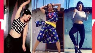 Sandy Acharya Amazing Nepali Girls  Dance Videos || Tik Tok Musical.ly Nepal