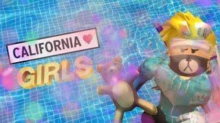 California Girls / Dance / Roblox #YTFF