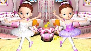 Fun Ava the 3D Doll Baby Girl Care Game - Play, Feed, Dance Gameplay For Girls