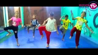 Nepali Cute Girls Dance babuji zara dheere chalo 2018 HD || SOT CREW