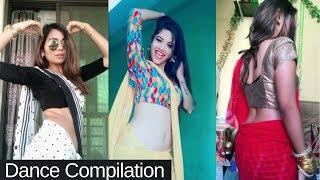 Gori Hai Karari Hai | Indian Girls Best Saree Dance Videos Compilations | Musically Masala
