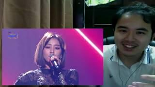 SIX FEMALE IDOLS & JYP FAMILY - HUSH Cover & JYP SPECIAL {KBS SONG FESTIVAL} // Reaction
