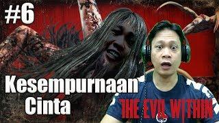 I love You Spider Woman - The Evil Within Walktrough Part 6 Bahasa Indonesia