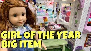 2019 Girl of the Year - Blaire Wilson - Farm Restaurant - American Girl Doll - GOTY
