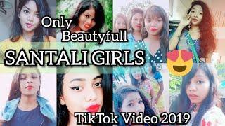Beautyfull ???? Santali Girls TikTok Video 2019 | NonStop Santali Nagpuri Mix Likee TikTok
