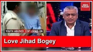 "Muslim Man, Thrashed For ""Love Jihad"" With Hindu Woman, Speaks To Rajdeep Sardesai 