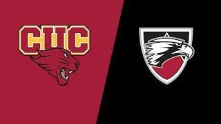 CUC Women's Basketball vs. Edgewood