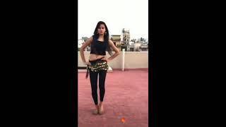Vigo hot girls dance video cover song vodka lagake tera naal nachna | Vigo video |Nonstoplife