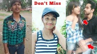 Rohit Kumar Musically start_ New Awesome video Tiktok Girls Duet letest video Support BM Part 10