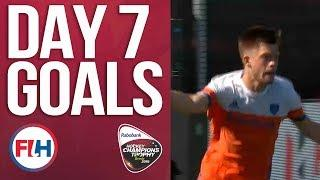 Day 7 ALL THE GOALS! | 2018 Men's Hockey Champions Trophy | HIGHLIGHTS