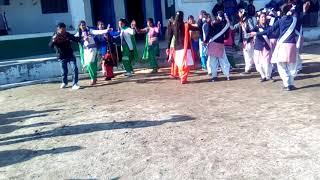 Boys and girls dance in school function ????✋7018237434