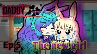 Daddy ???? The New Girl Ep.5 [Gay Love Story] {Gacha Life} |13 +|