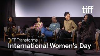 TIFF Transforms: International Women's Day