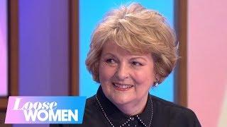 Brenda Blethyn on Working Away From Home to Film Vera | Loose Women