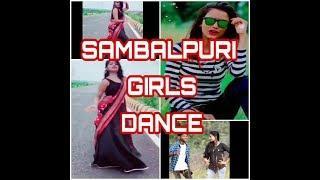 Girls dance on sambalpuri songs!! Sambalpuri girls dance viral!! New sambalpuri girls dance!!
