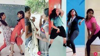 தமிழ் பெண்களின் தர லோக்கல் குத்து - Tamil Girls Kuthu Dance Tamil Dubsmash அட்டுழியங்கள் 2018