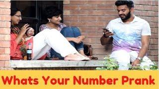 Getting Girls Number In Pakistan Prank | Haris Awan
